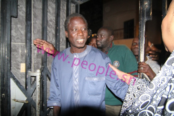Thione Seck Released On Bail