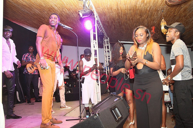 Les images de la soirée de Wally Ballago Seck au Just 4 U